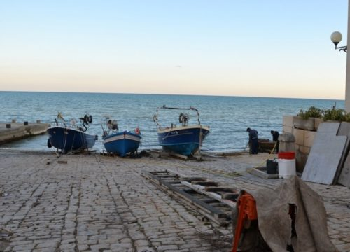 La costa del Ragusano